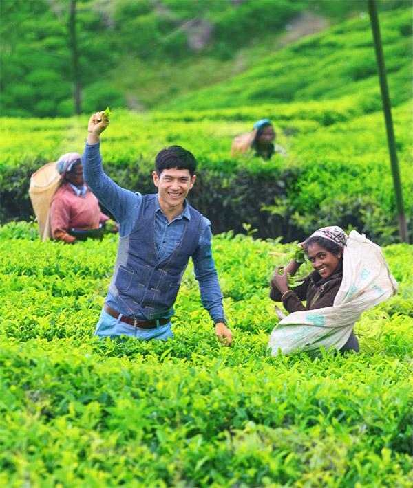 Hero Tai's Trip to Sri Lanka